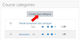 Create New Category