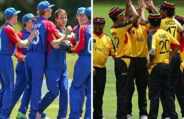 PNG vs Nam in USA 2019 PNG vs NAM 1st T20I Match