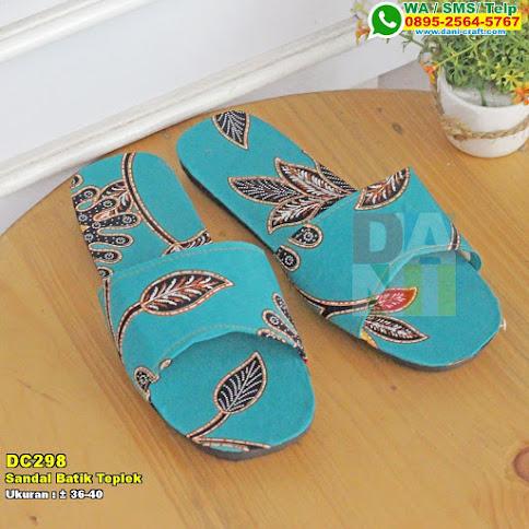 Sandal Batik Teplek