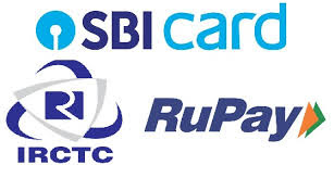 'Co-branded Contactless Credit Card'- By IRCTC and SBI Card