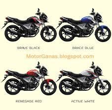 Pilihan Warna All New Megapro PGM-FI