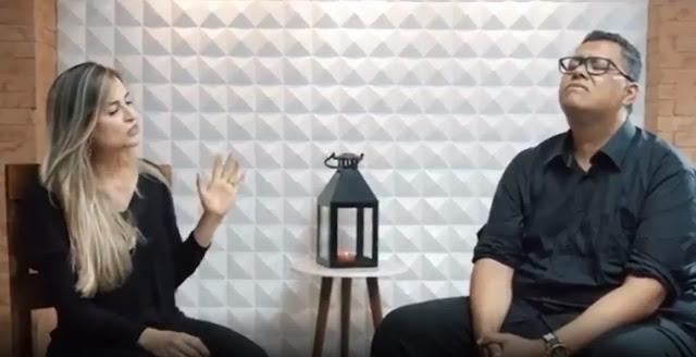 Anderson Freire convida médica que o ajudou, gravar louvor