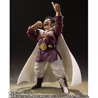 "S.H.Figuarts de Mr. Satan de ""Dragon Ball Z"" - Tamashii Nations"