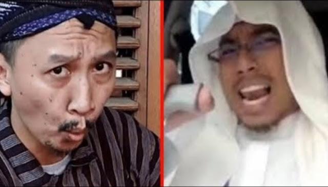 Abu Janda Vs Ustadz Maaher At-Thuwailibi