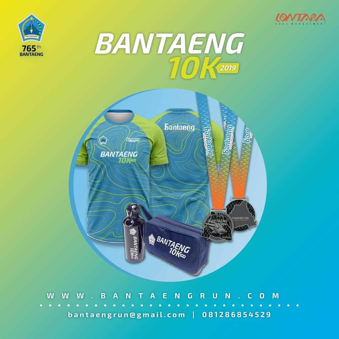 RPC Bantaeng Run 10K • 2019