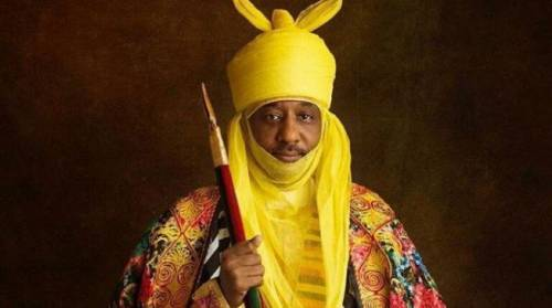Former Emir of Kano Sanusi speaks from exile