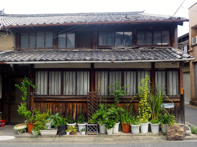 Building in Naramachi, Nara, Kansai, Japan