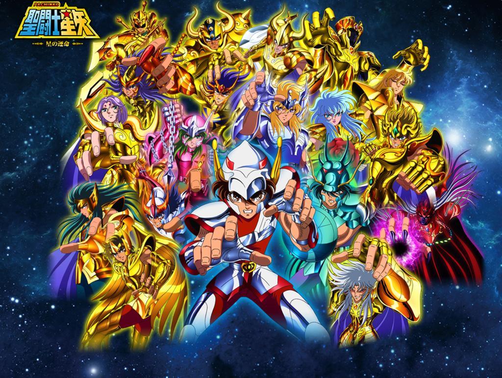 Pelis series anime del mostro saint seiya los caballeros del zodiaco doce casas - Casas del zodiaco ...