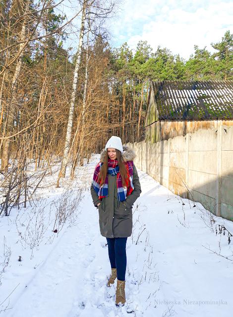 Zimowe kadry | Czy lubię zimę?