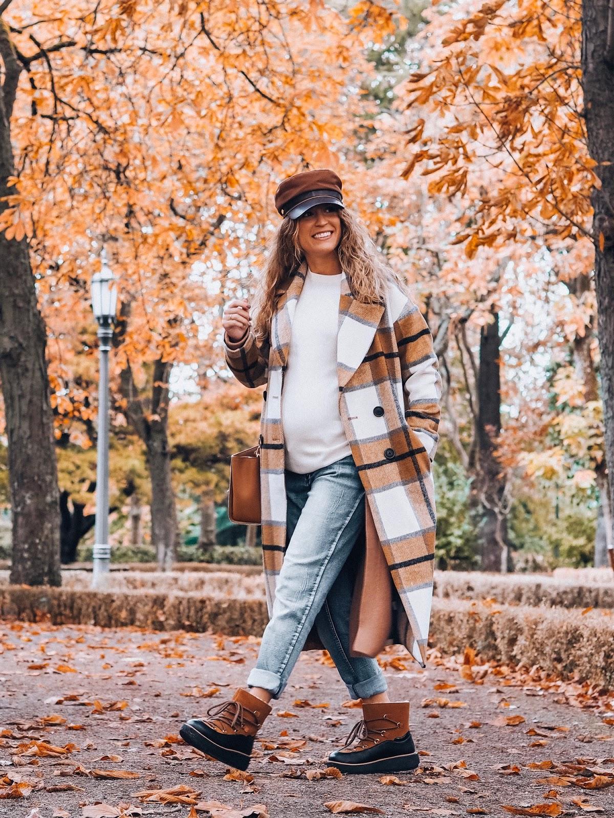 look premamá otoño 2019