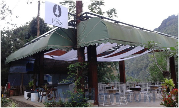 Ingin Kemping Menarik Ala Hotel? The Lodge Jawabannya!