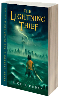 book review the lightning thief The lightning thief — percy jackson and the olympians series we hope this review was both interesting and useful book reviews cover the content.
