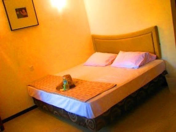 Umang Umang Chalet Pantai Kuala Sungai Baru bilik tidur