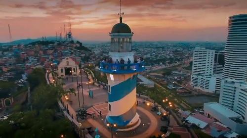 Programa completo fiestas julianas Guayaquil 2018