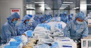الوزير العلمي يتخذ قرارا جديدا بخصوص صناعة الكمامات