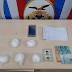 Polícia Civil prende homem que comercializava drogas no bairro Centro