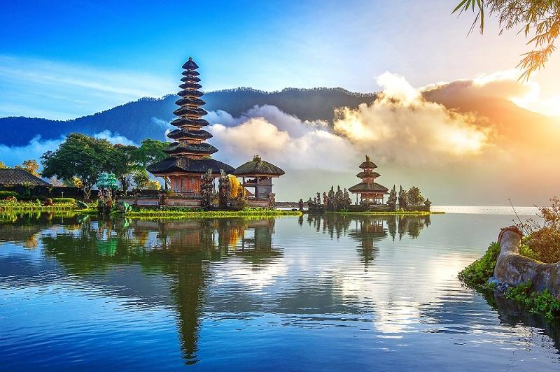 Danau Berantan Bedugul, Danau Eksotis dari Pulau Bali