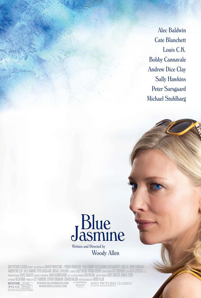 Woody Allen And Blue Jasmine Head To San Francisco