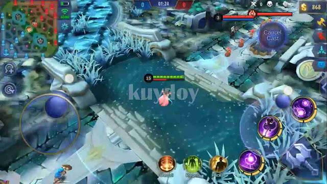 Script Map Crystal Dungeon Mobile Legends Patch Terbaru