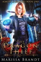 Read Online The Dragon Thief by Marissa Brandt Sci-Fi Book