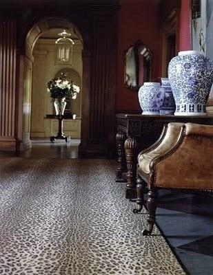 carpet in foyer hear them roar the enchanted home