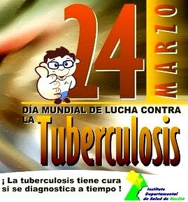 Ilustración por el día Mundial de lucha contra la Tuberculosis