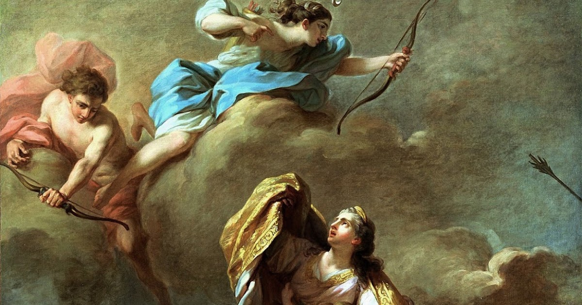 The Tragic Greek Myth Of Niobe, And Her Family That Was Massacred By The Gods