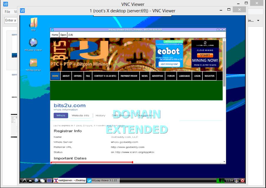Tutorial Install LXDE dan VNC desktop di VPS Ubuntu/Debian Lengkap