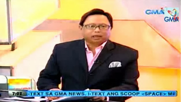 Arnold Clavio rude interview with Atty. Villamor