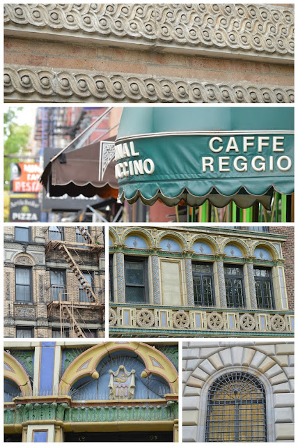 details of NYC buildings