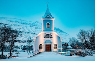 Church in Winter - Photo by redcharlie on Unsplash
