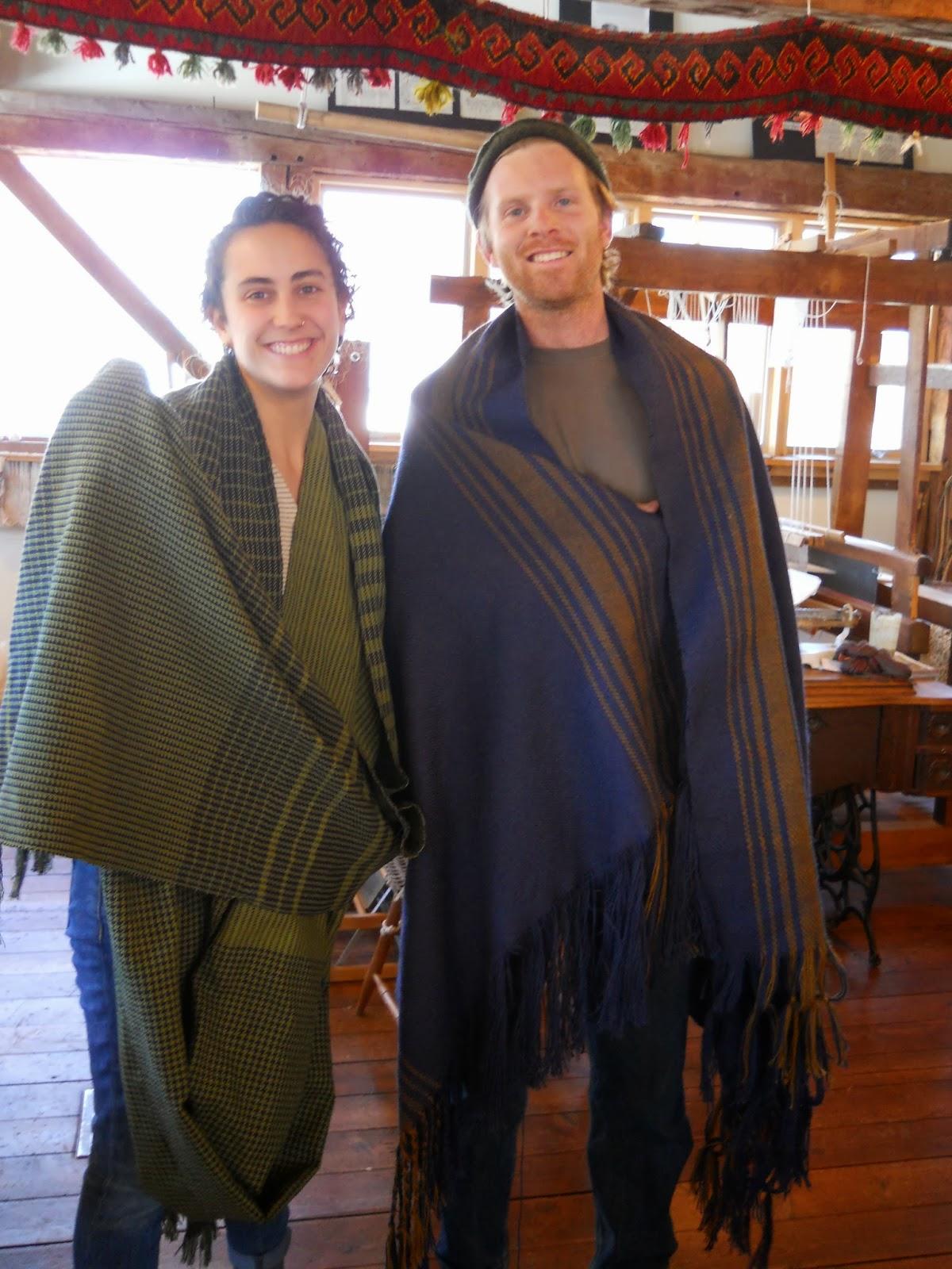Marshfield School Of Weaving December 2013