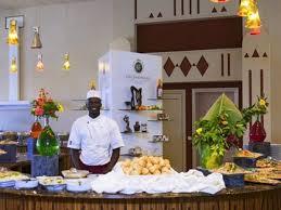 Hotel, restaurant, King, Fahd, Palace, plage, bar, luxe, buffet, plat, cuisine, séminaire, LEUKSENEGAL, Dakar, Sénégal, Afrique