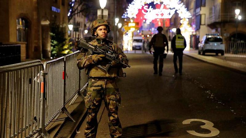 Τρομοκρατική επίθεση με νεκρούς στο Στρασβούργο