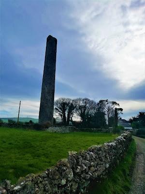 Grangefertagh Round Tower