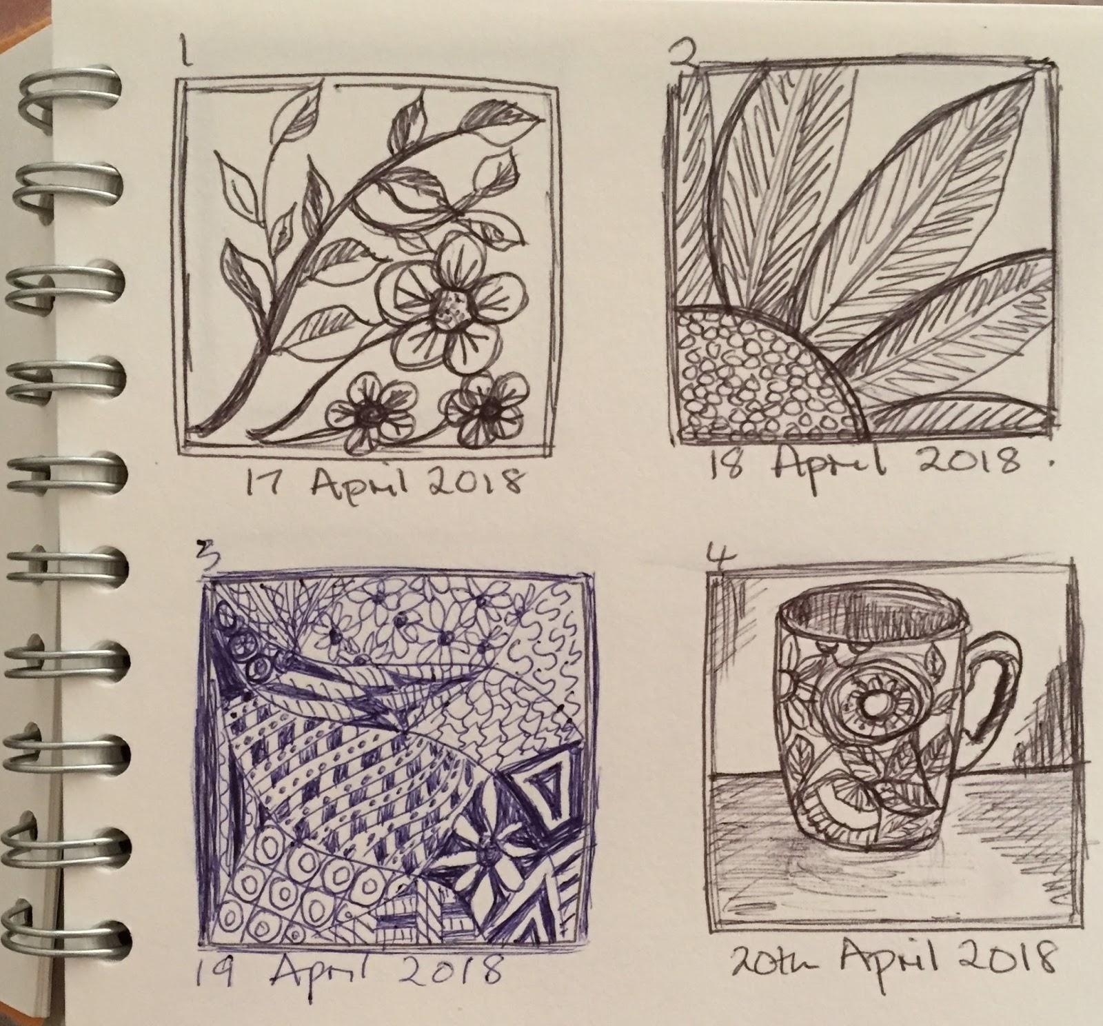 Mags Digitalgran Small Sketches And Doodles