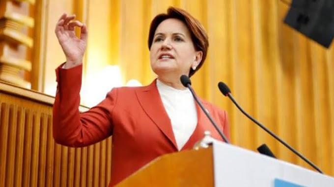 Meral Akşener iyi partiden yeniden başkan