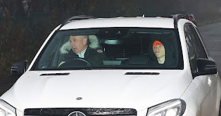 Injured McTominay arrives at Man Utd training ground ahead of Burnley fixture