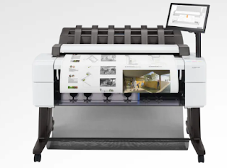 HP DesignJet T2600dr Driver And Software Download