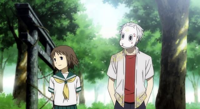 Anime Mirip Sen to Chihiro no Kamikakushi - Hotarubi no Mori e