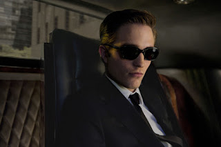 The Logical Extension of Business is Murder : Cosmopolis