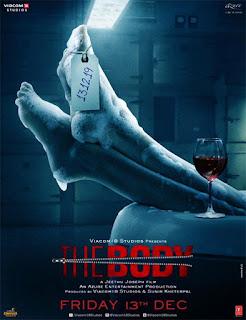 The Body (El cuerpo) (2019) | DVDRip Latino HD GoogleDrive 1 Link