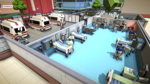 Rescue HQ - The Tycoon PC Full Español