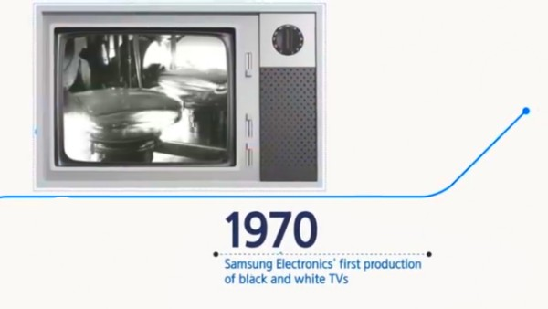 Samsung-first-TV