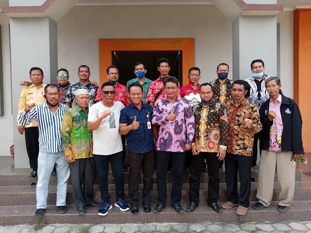 Silaturahmi Membangun Harmonisasi Sinergitas PPDI dan PAPDESI Kabupaten Kudus