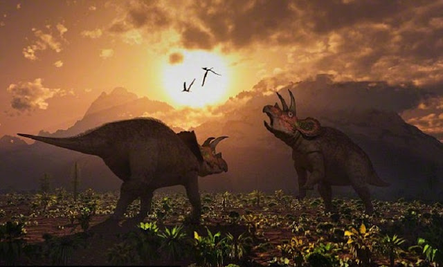 First demonstration of sexual selection in dinosaurs identified