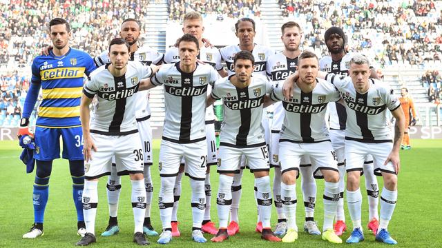 Jadwal Skuad Parma 2020