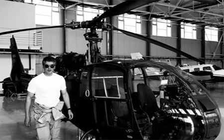 Another picture of Ajiths Vivegam released