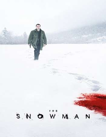 The Snowman 2017 English 720p HC HDRip x264 900MB