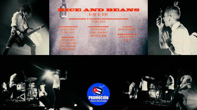 Rice and Beans - ¨Heirs of Dirt¨ - Videoclip - Director: Liesnel Reyes. Portal Del Vídeo Clip Cubano. Música cubana. Rock. Metal. Cuba.
